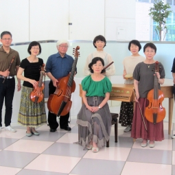 ヨーロッパの古楽器演奏