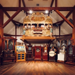 八ヶ岳清里萌木の村オルゴール博物館「ホール・オブ・ホールズ」出張特別コンサート2021
